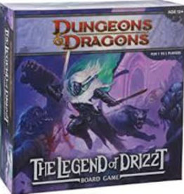 Dungeons & Dragons Legend of Drizzt Board Game (EN) (commande spéciale)
