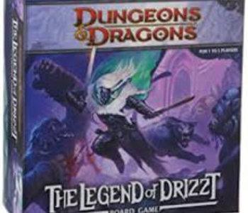 Legend of Drizzt Board Game (EN) (commande spéciale)