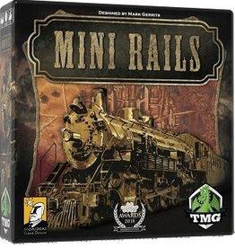 Tasty Minstrel Mini Rails (EN)