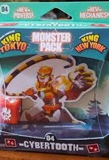Iello King of Tokyo / New York: Monster Pack 4: Ext. Cybertooth (FR)
