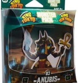 Iello King of Tokyo / New York: Monster Pack 3: Ext. Anubis (EN)