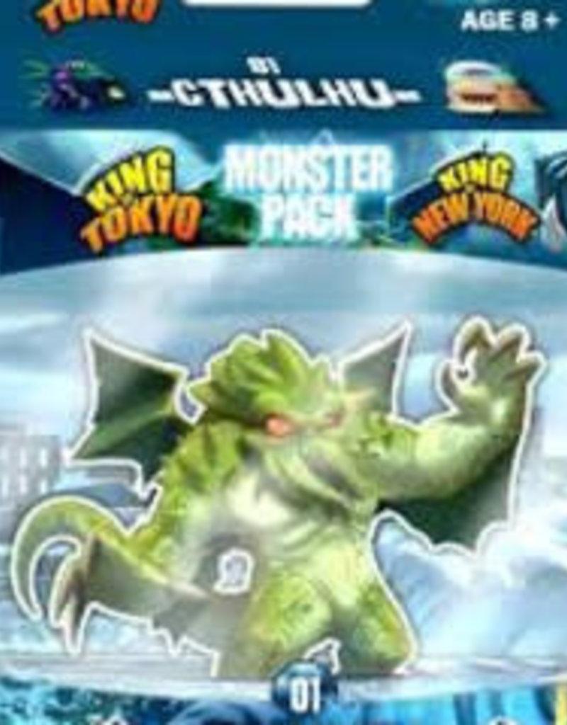 Iello King of Tokyo / New York: Monster Pack 1: Ext. Monster Cthulhu (FR)