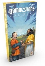 Holy Grail Games Dominations: Road To Civilization: Ext. Silk Road (FR)