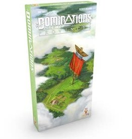 Holy Grail Games Dominations: Road To Civilization: Ext. Provinces (FR)