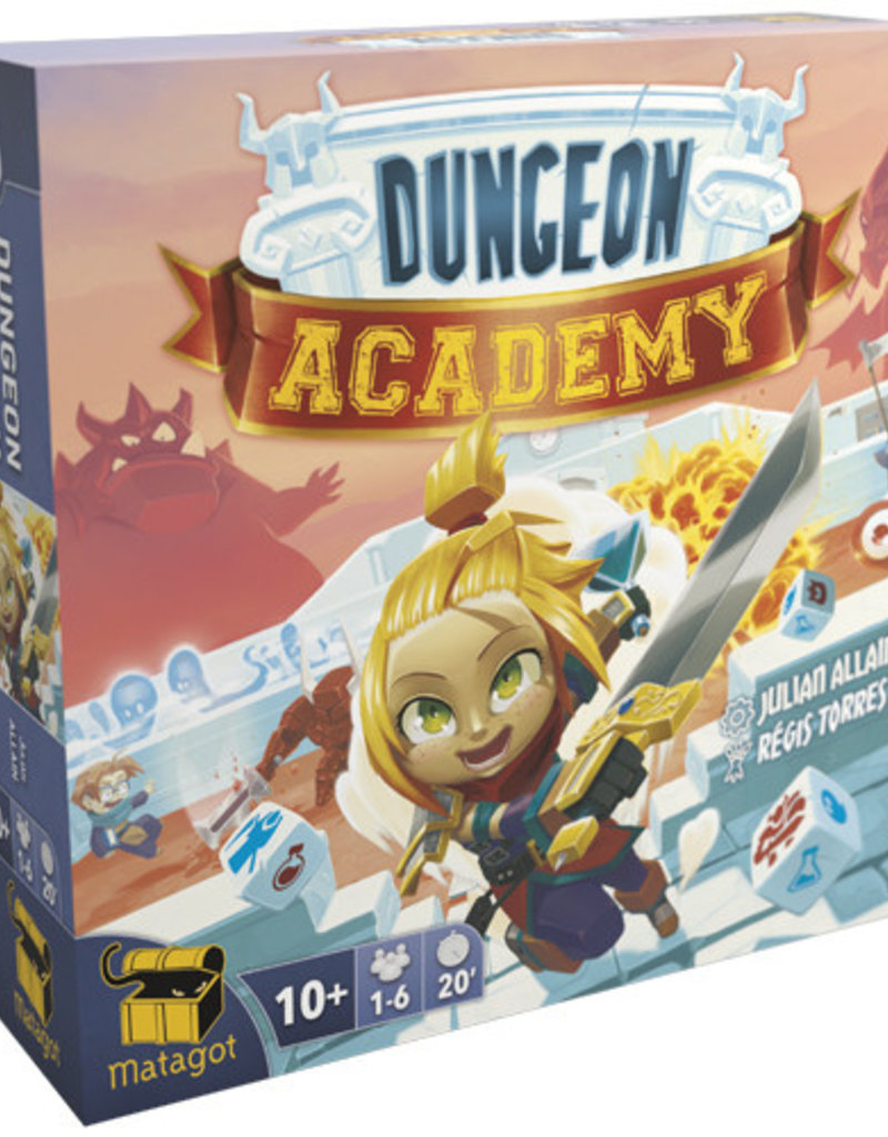 Matagot Dungeon Academy (ML)