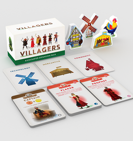 Sinister Fish Villagers: Ext. Expansion Pack (EN)