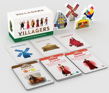 Villagers: Ext. Expansion Pack (EN)