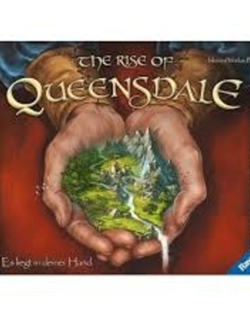 Ravensburger The Rise Of Queensdale (EN) (commande spéciale)