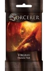 White Wizard Games Sorcerer: Ext. Virgiliu Character Pack (EN) (commande spéciale)