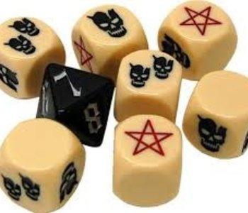 Sorcerer: Ext. Large Dice Set (commande spéciale)
