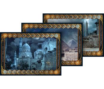 Sorcerer: Ext. Egyptian Battlefield Boards (EN) (commande spéciale)