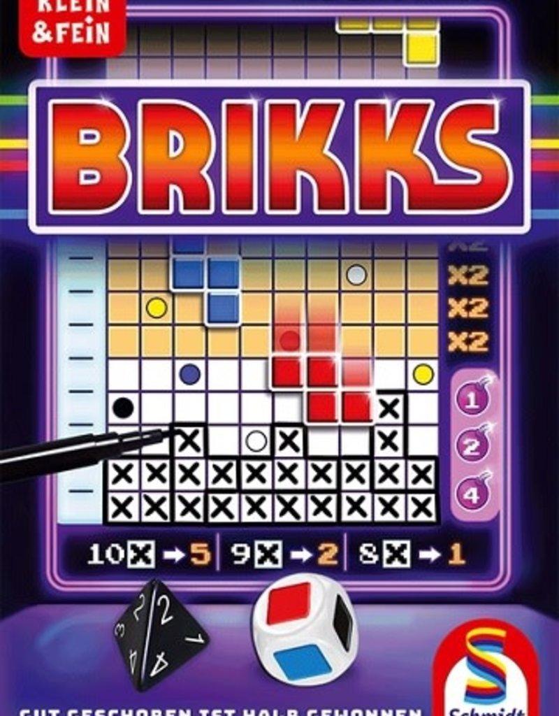 Stronghold Games Brikks (EN) (commande spéciale)