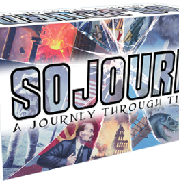 Wyvern Gaming Sojourn: A Journey Through Time (EN) (commande spéciale)