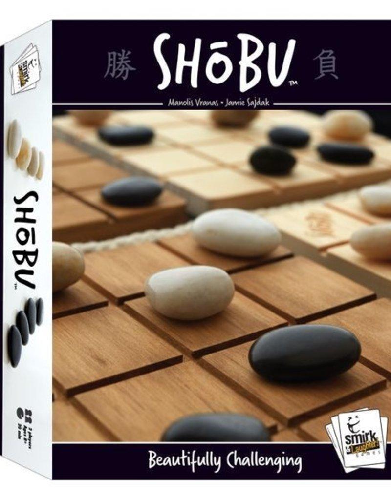Smirk & Laughter Games Shobu (EN) (commande spéciale)