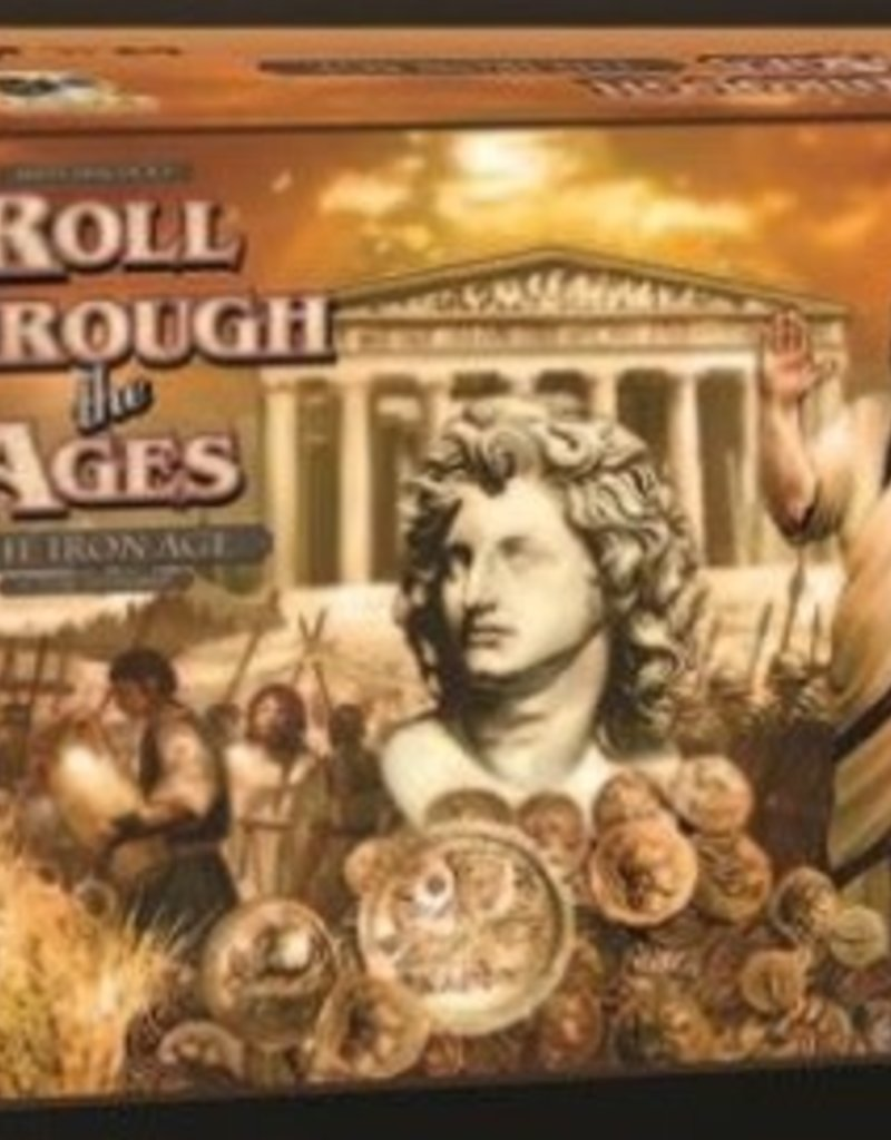 Eagle-Gryphon Games Roll Through the Ages: Iron Age (EN) (commande spéciale)