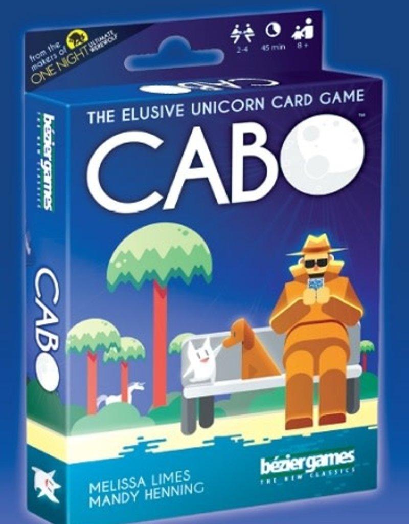 Bezier Games Cabo (EN) (commande spéciale)