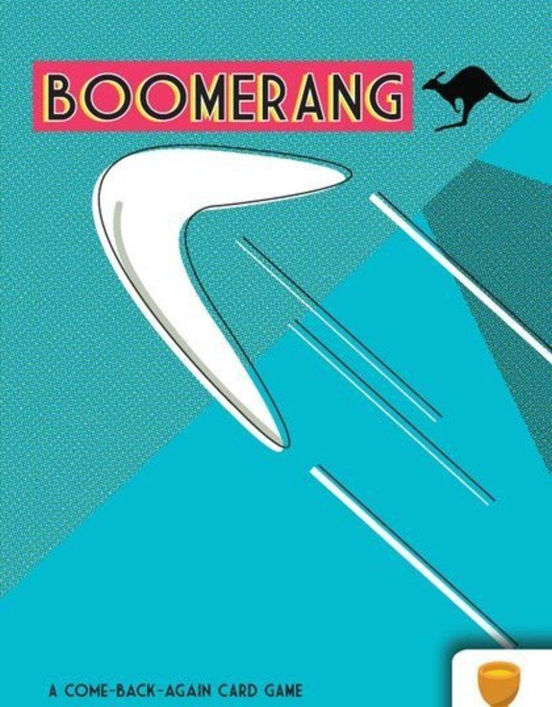 Grail Games Boomerang (EN) (commande spéciale)