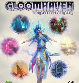 Sinister Fish Games Gloomhaven: Ext. Forgotten Circles: Removable Sticker Set (EN) (commande spéciale)
