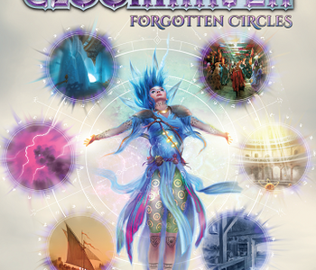 Gloomhaven: Ext. Forgotten Circles: Removable Sticker Set (EN)