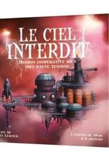Cocktail Games Le Ciel Interdit (FR)
