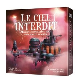 Cocktail Games Le Ciel Interdit (FR)