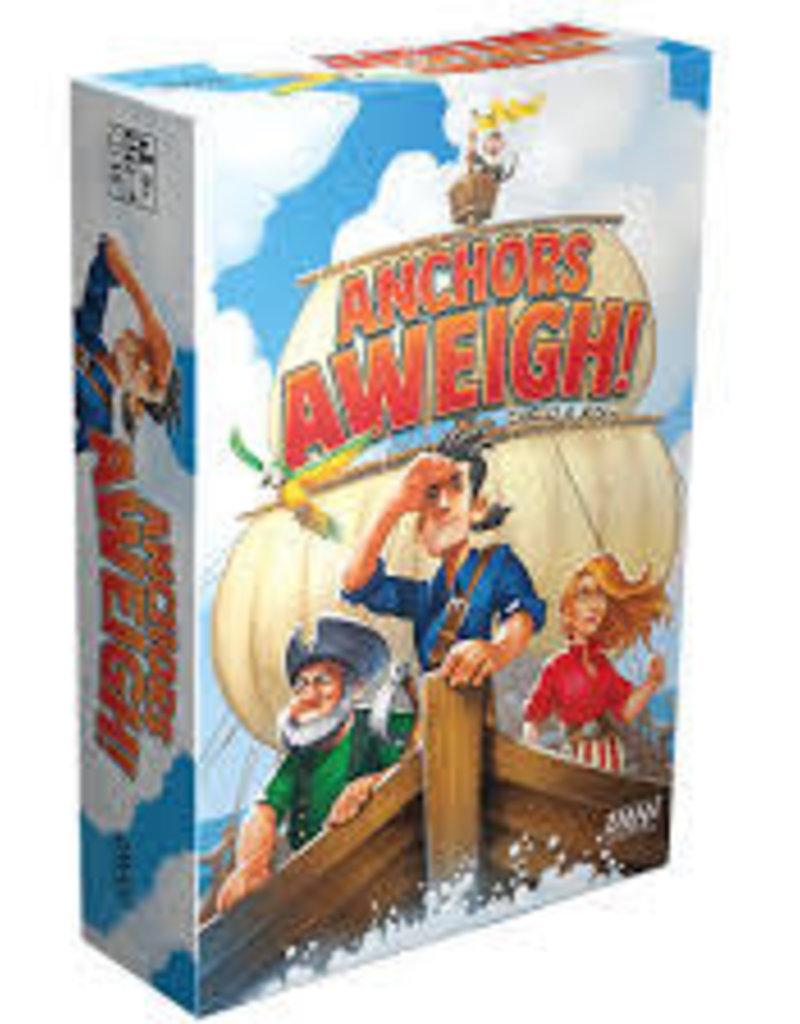 Z-Man Games, Inc. Anchors Aweigh! (EN)