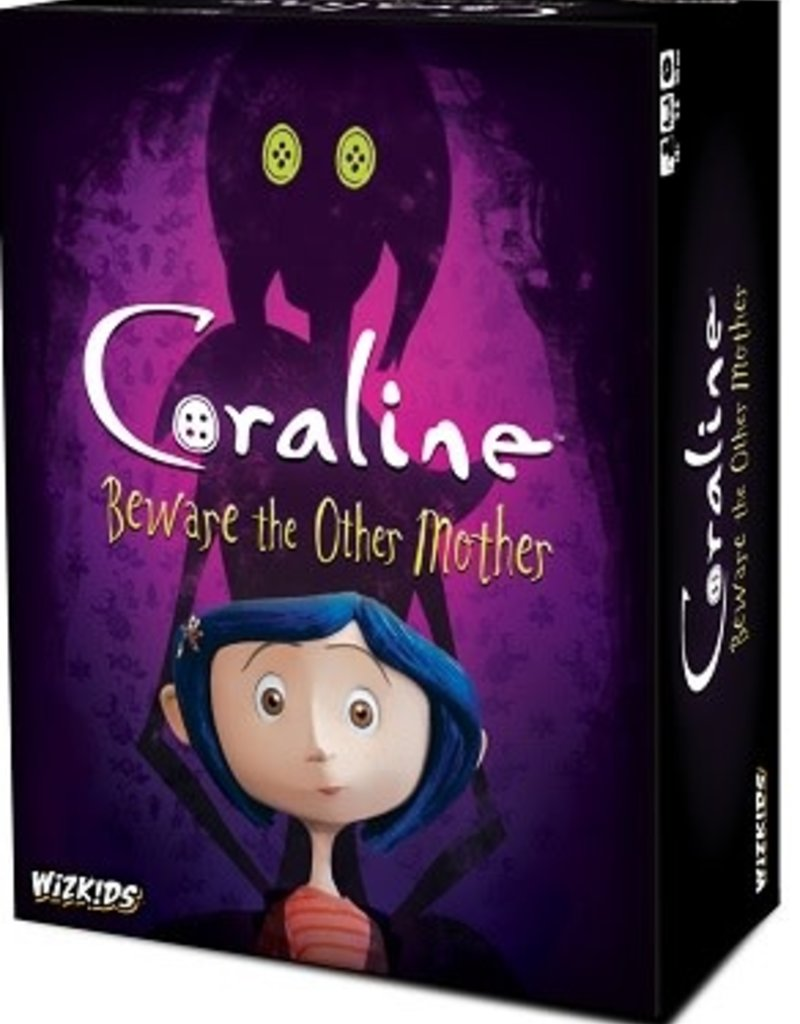 Wizkids Coraline: Beware The Other Mother (EN)