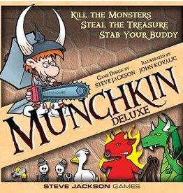 Steve Jackson Games Munchkin Deluxe (EN)