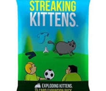 Exploding Kittens: Ext. Streaking Kittens (EN)