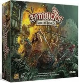 Guillotine Games Zombicide Black Plague: Ext. Green Horde S2 (FR)