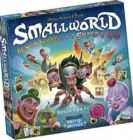 Days of Wonder Small world: Ext. Power Pack 1 (FR)