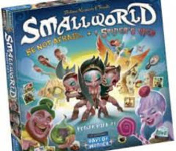 Small world: Ext. Power Pack 1 (FR)
