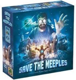 Blue Cocker Games Save The Meeples (ML)