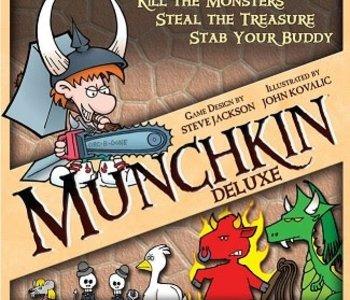 Munchkin Deluxe (EN) (commande  spéciale)