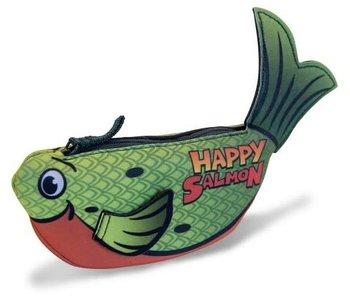 Happy Salmon: Green (EN)
