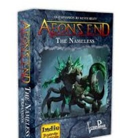 Indie Boards & Cards Aeon's End: Ext. The Nameless 2nd Edition (EN)