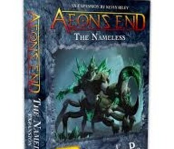 Aeon's End: Ext. The Nameless 2nd Edition (EN)