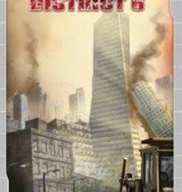 Stronghold Games Aftershock: ext. District 6 (EN)