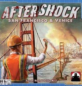 Stronghold Games Aftershock: San Francisco & Venice (EN)