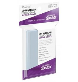 Ultimate Guard 10102 Ultimate Guard «Mini American» 44mm X 67mm Supreme / 50 Sleeves