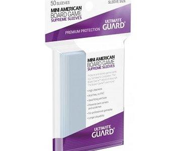 10102 Ultimate Guard «Mini American» 44mm X 67mm Supreme / 50 Sleeves