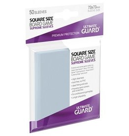Ultimate Guard 10113  Ultimate Guard «Square» 73mm X 73mm Supreme / 50 Sleeves