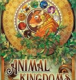 Galactic Raptor Games Animal Kingdoms (EN)