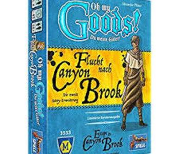 Oh My Goods: Ext. Escape To Canyon Brook (EN) (Commande Spéciale)