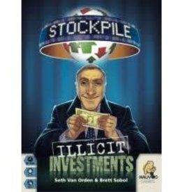 Nauvoo Games Stockpile: Ext. Illicit Investments (EN)