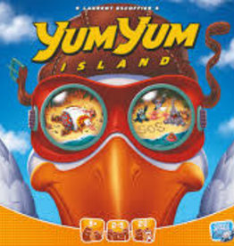 Space Cowboys Yum Yum Island (ML)