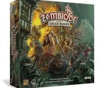 Zombicide: Black Plague: Ext. Green Horde S2 (FR)