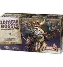 CMON Limited Zombicide: Black Plague: Ext. Zombie Bosses (ML)