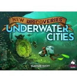 Rio Grande Games Underwater Cities: Ext. New Discoveries (EN)