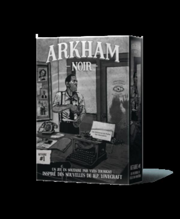 Arkham Noir: Affaire #1: Les Meurtres Du Culte Des Sorcières (FR)